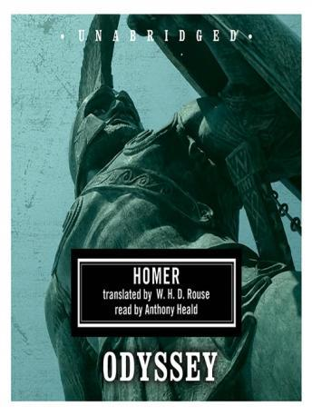 Listen To Odyssey The Story Of Odysseus By Homer At Audiobooks