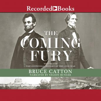 Download Coming Fury: The Centennial History of the Civil War by Bruce Catton