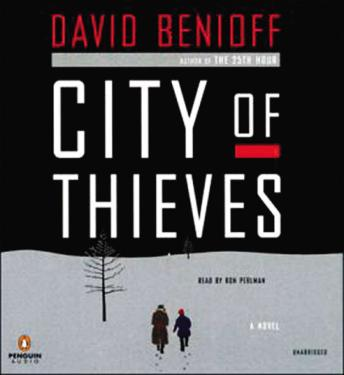 City of Thieves - David Benioff