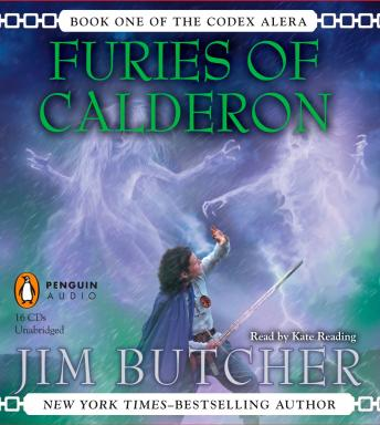 Furies of Calderon: Book One of the Codex Alera, Jim Butcher