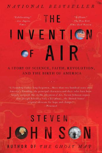 Download Invention of Air by Steven Johnson