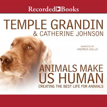listen to animals make us human creating the best life