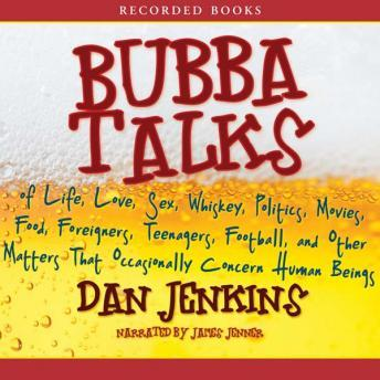 Bubba Talks