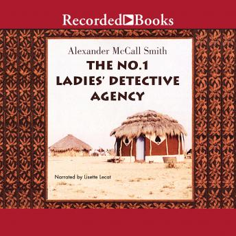 No. 1 Ladies' Detective Agency, Alexander McCall Smith