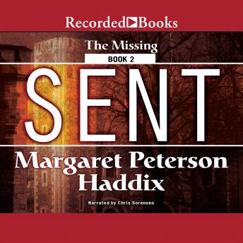 Sent by Margaret Peterson Haddix (2009, Hardcover, Abridged)