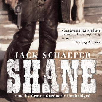 an analysis of the novel shane by jack schaefer Jack schaefer, the author of shane, one of the most popular westerns of all time, is born in cleveland, ohioduring the first half of his life, schaefer was a successful journalist, but shane was his first attempt at a novel.