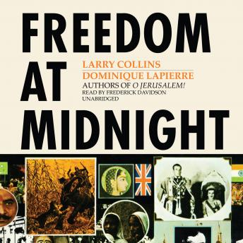 Download Freedom at Midnight by Larry Collins, Dominique Lapierre