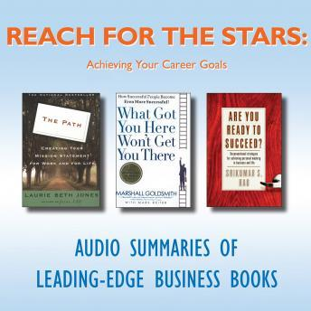 Free Reach for the Stars: Achieving Your Career Goals Audiobook read by Various Readers