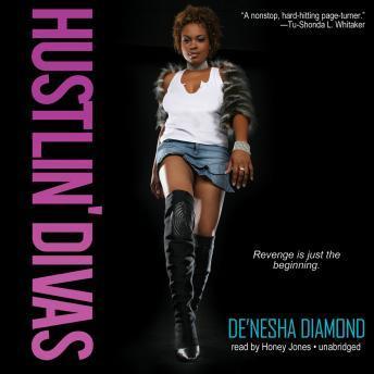 hustlin divas audio book by de nesha diamond audiobooks net
