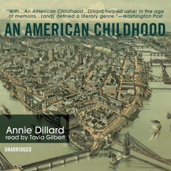 "american childhood annie dillard essay An american childhood by annie dillard welcome - the thesis of dillard's essay, ""an american childhood,"" focuses on individualism through the deliberate."