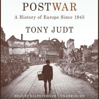 Download Postwar: A History of Europe Since 1945 by Tony Judt