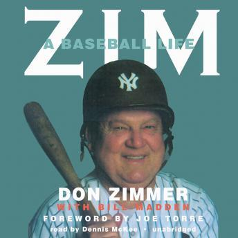 Free Zim: A Baseball Life Audiobook read by Denis McKee