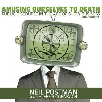 neil postman responses The following post is on neil postman's the end of  postman's greatest narrative  you can follow any responses to this entry through the rss 20.