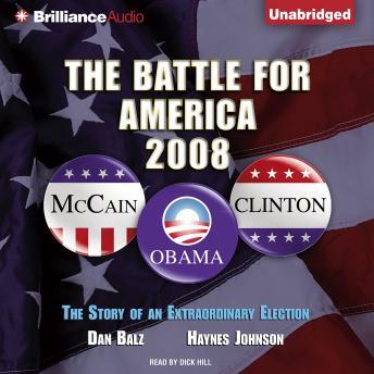 Battle for America, 2008
