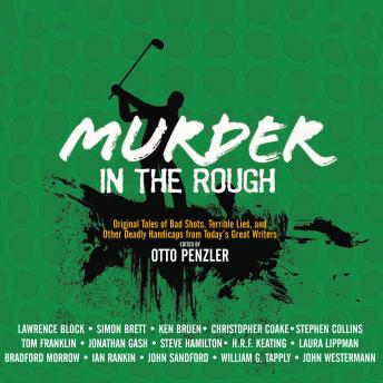 Free Murder in the Rough Audiobook read by Jeffrey Cummings