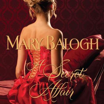 Secret Affair by  Mary Balogh