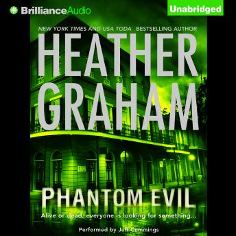 Free Phantom Evil Audiobook read by Jeffrey Cummings