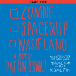 Download Zombie Spaceship Wasteland: A Book by Patton Oswalt by Patton Oswalt