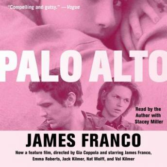 Listen To Palo Alto Stories By James Franco At Audiobooks Com border=
