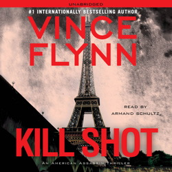 Kill Shot: An American Assassin Thriller, Vince Flynn