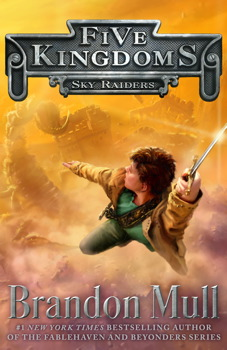 Sky Raiders by  Brandon Mull