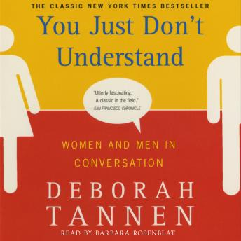 Download You Just Don't Understand by Deborah Tannen