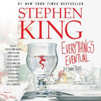 Everythings Eventual: 14 Dark Tales by Stephen King Hardcover