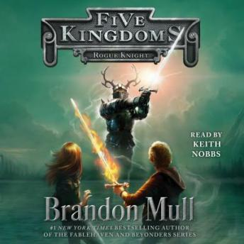 Rogue Knight by  Brandon Mull
