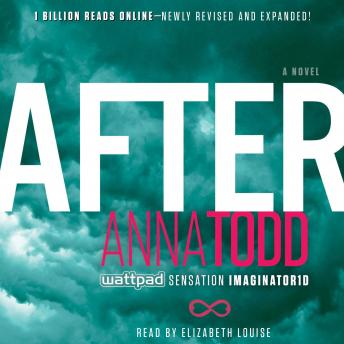 After, Audio book by Anna Todd