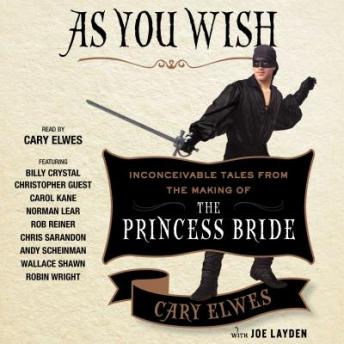 Download As You Wish by Cary Elwes