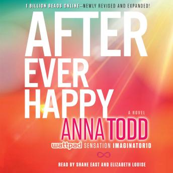 After Ever Happy, Audio book by Anna Todd