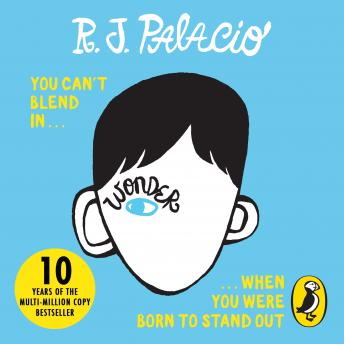 Wonder, Audio book by R. J. Palacio