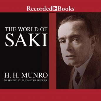 the open window by saki h h munro Saki chronicles english edwardian life with short stories of delightful sophistication and piercing wit the open window is one of his finest.