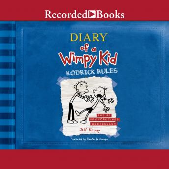 Download Diary of a Wimpy Kid: Rodrick Rules by Jeff Kinney