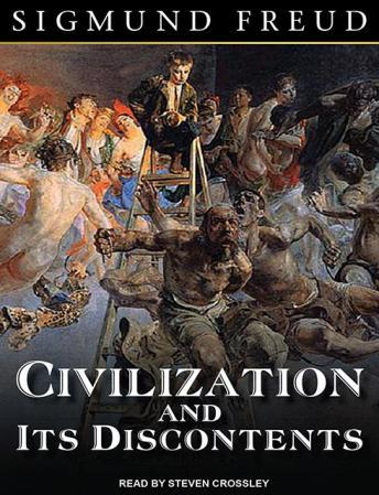 civilization and its discontents by freud Civilization and its discontents by sigmund freud (first published in 1930) translated from the german by james strachey i i t is impossible to escape the impression that people commonly use.
