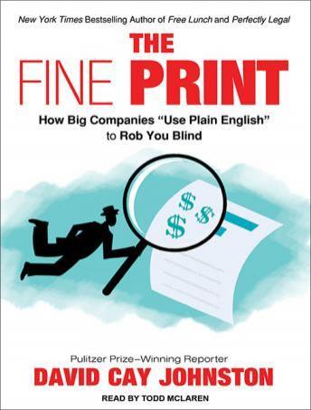 Fine Print: How Big Companies Use