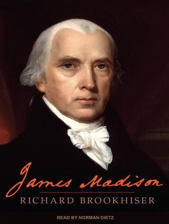 Free James Madison Audiobook read by Norman Dietz