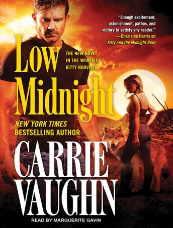 Free Low Midnight Audiobook read by Marguerite Gavin