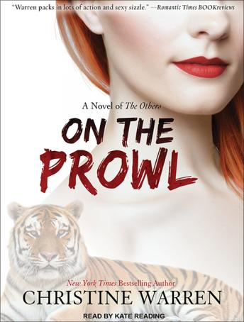 on the prowl christine warren sharetermpapers Purchase on the prowl by christine warren on cd/spoken word online and enjoy having your favourite fantasy books delivered to you in south africa.