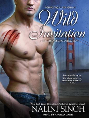 Listen to Wild Invitation: A Psy/Changeling Anthology by ...