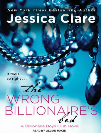Download Wrong Billionaire's Bed by Jessica Clare