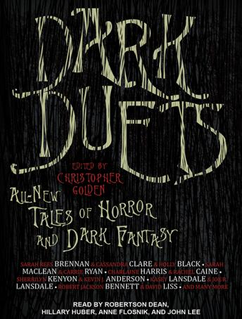 Dark Duets: All-New Tales of Horror and Dark Fantasy by  Christopher Golden