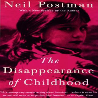 Disappearance of Childhood