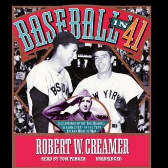 Baseball in '41