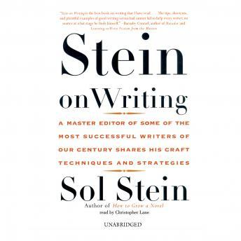 Download Stein on Writing by Sol Stein