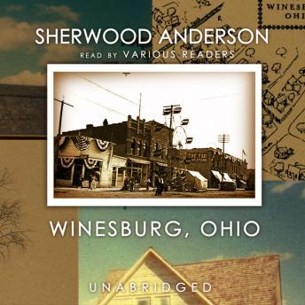 winesburg ohio sherwood anderson trapped in Sherwood anderson's winesburg, ohio, a classic cycle of short stories  in sum  a democratic plea for the failed, the neglected, and the stuck.