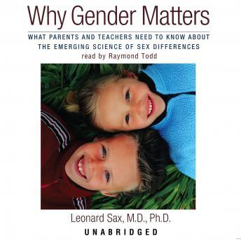 [Download Free] Why Gender Matters Audiobook