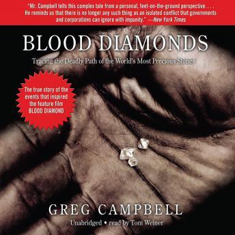 Download Blood Diamonds: Tracing the Deadly Path of the World's Most Precious Stones by Greg Campbell