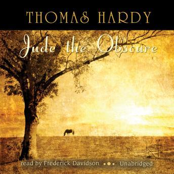 jude the obscure gender and sexuality english literature essay Mark schauer of arizona western college with expertise in history of history, english literature  in his novel jude the obscure, thomas hardy.