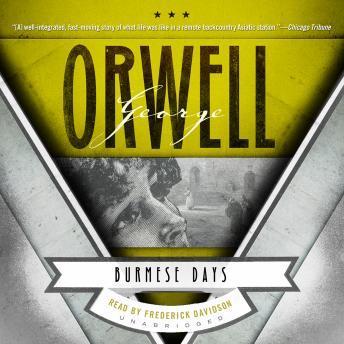 [Download Free] Burmese Days: A Novel Audio Book Online